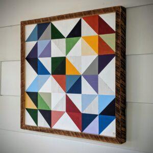 Lindsay's barn quilt (not for sale)