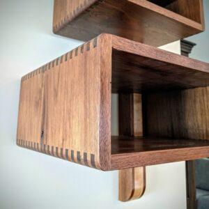 The DiStefano Shelf - detail.